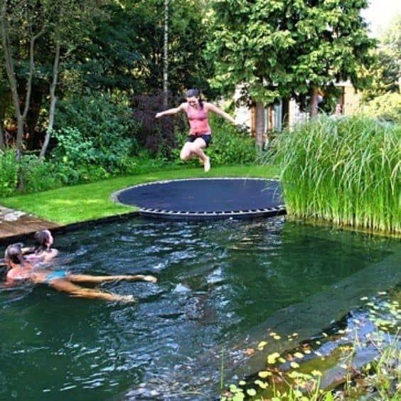 sunken-trampoline-into-pool