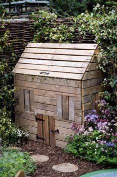 wendy house compost bin