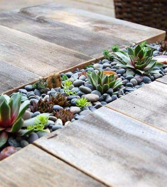 decorative drainage