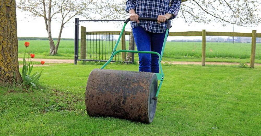 lawn-roller