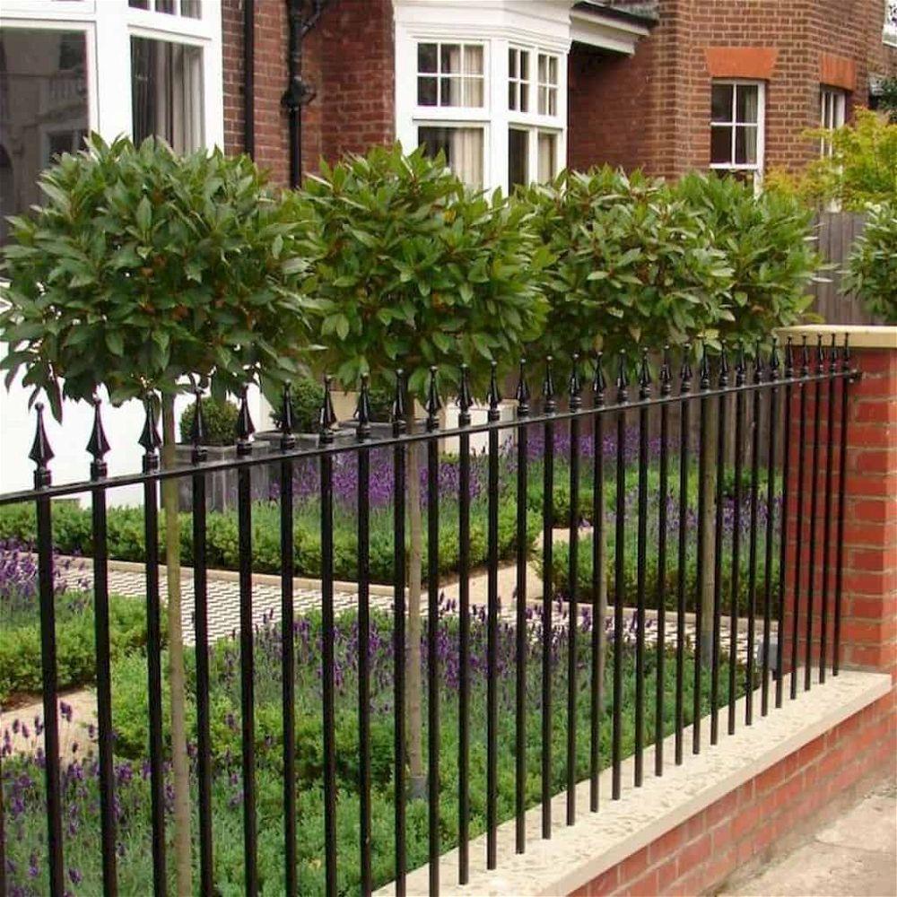 idea de jardín delantero 22