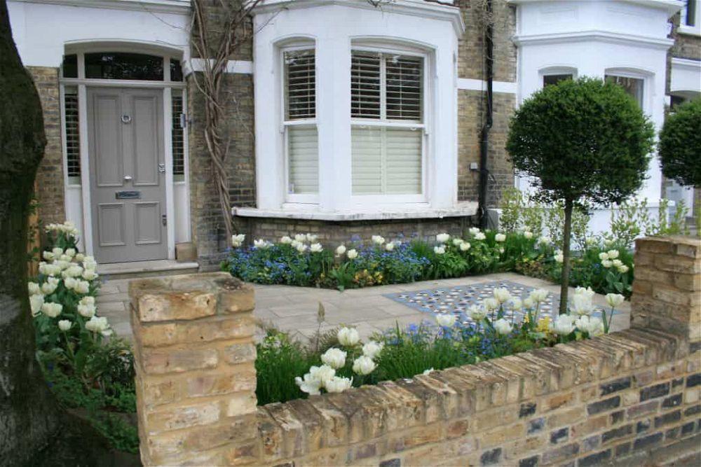 idea de jardín delantero 29