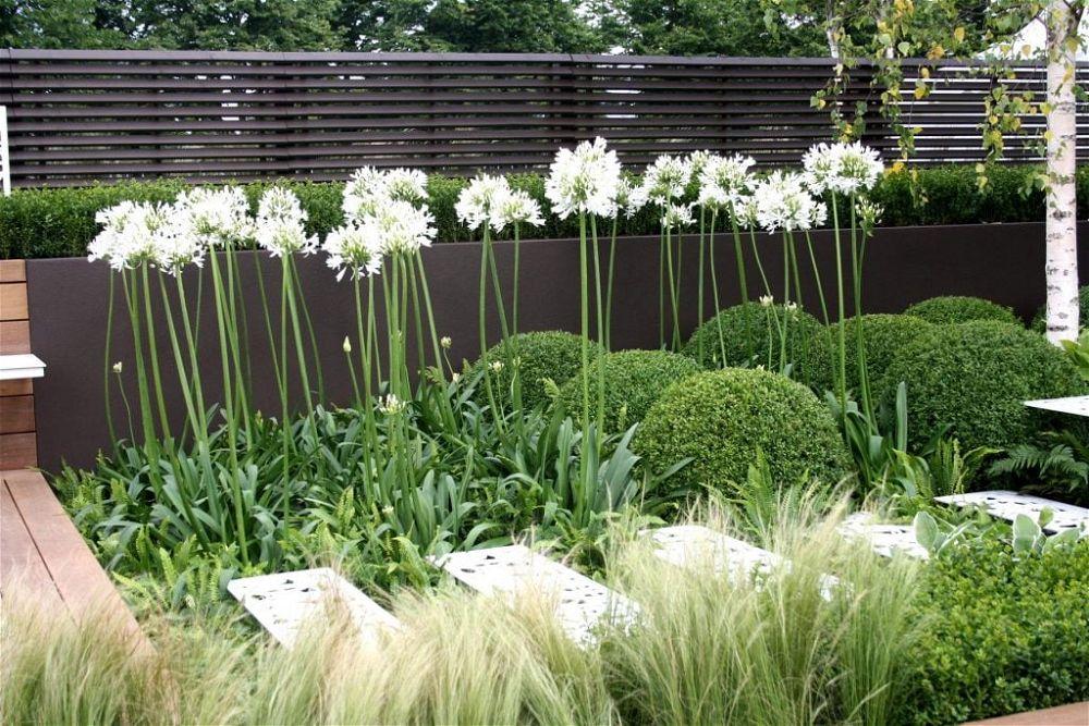 idea de jardín delantero 28