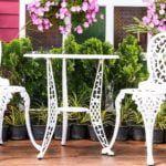 best-paint-for-metal-garden-furniture