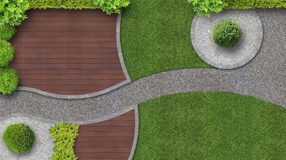 10. Back Garden Patio