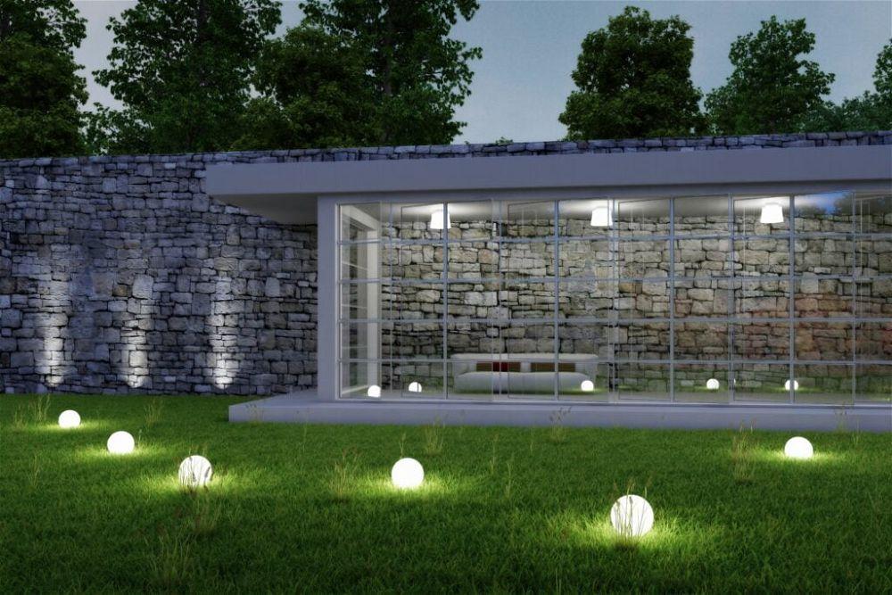 11. Garden Lighting Design