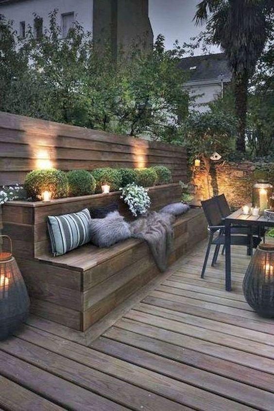 12. Garden Patio Decking