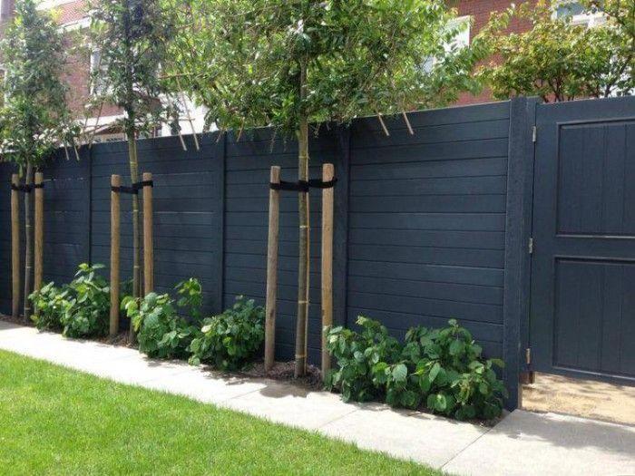 14. Grey Garden Fence