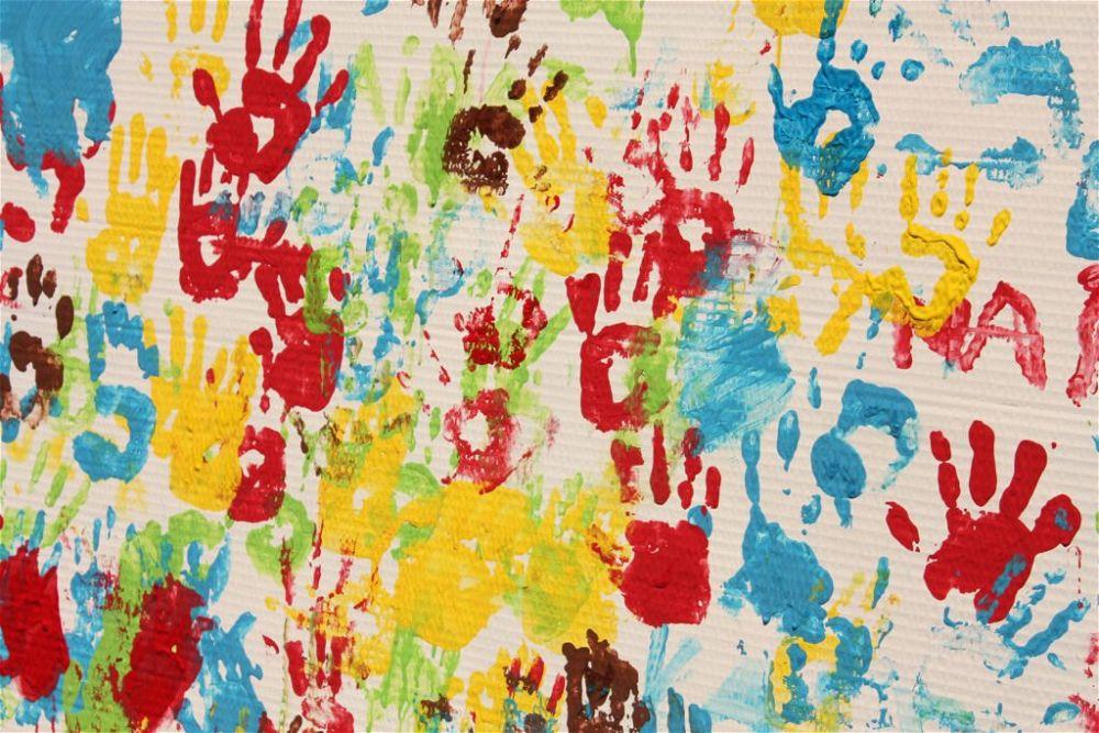 18. Garden Wall Murals