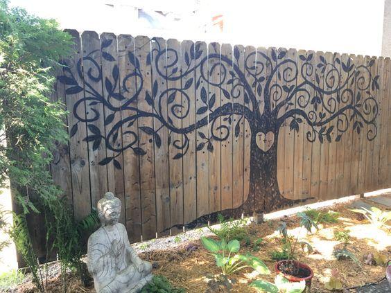 2. Garden Wall Art
