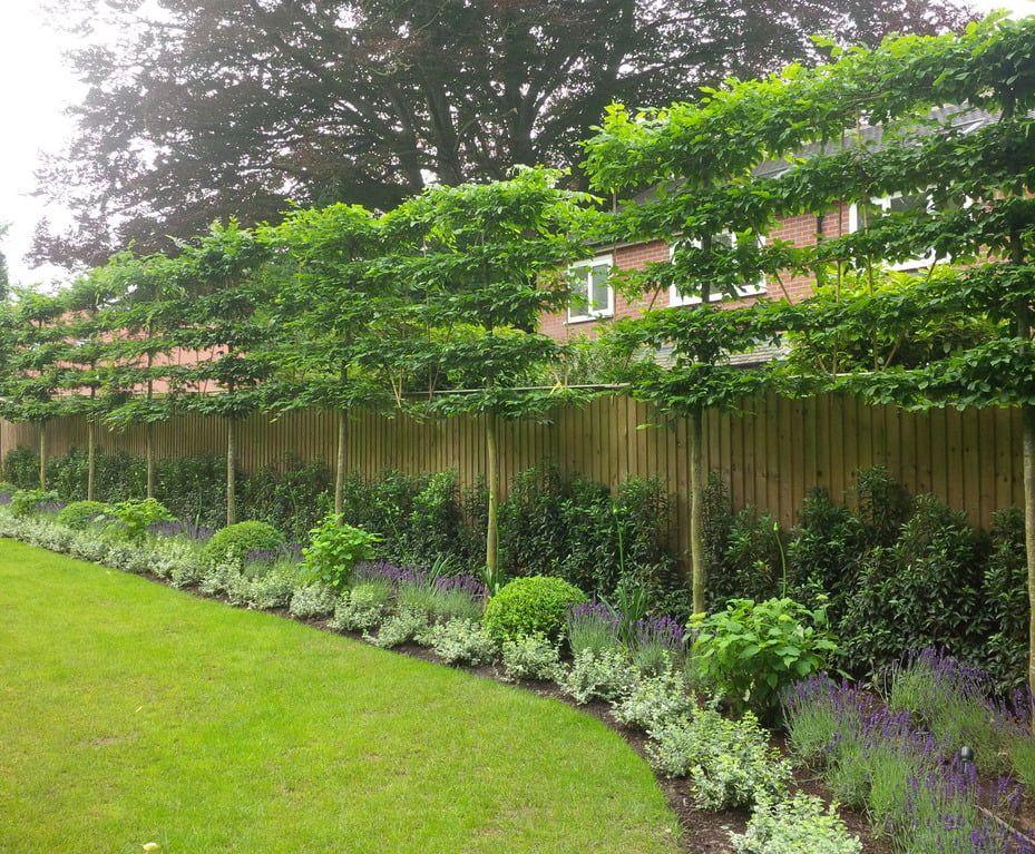 25. High Garden Fence