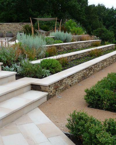33. Landscape Garden Wall