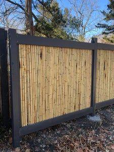39. Bamboo Garden Fence