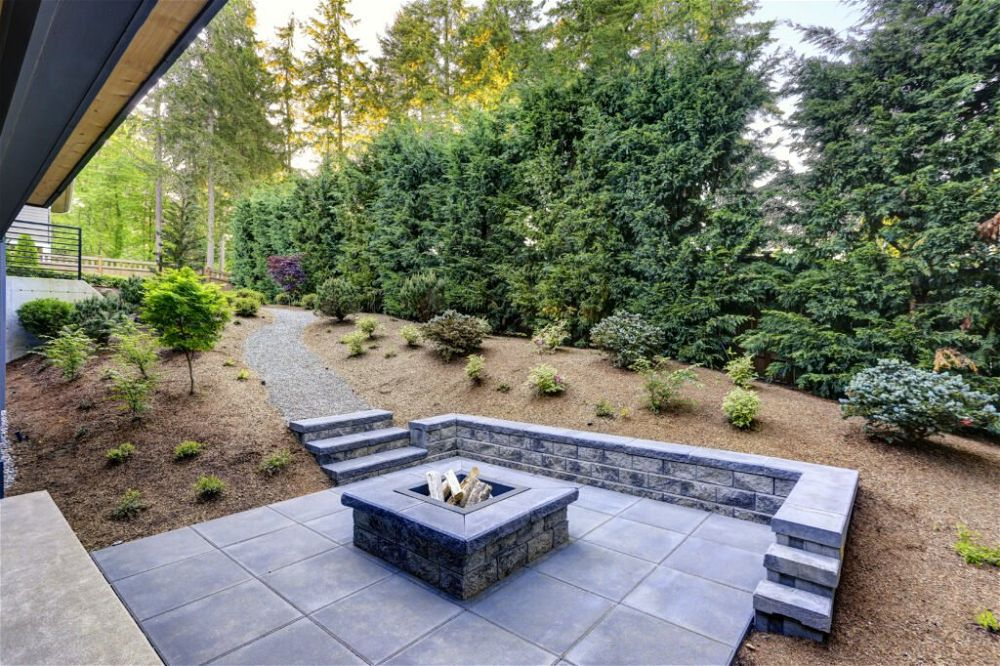 7. Modern Garden Patio