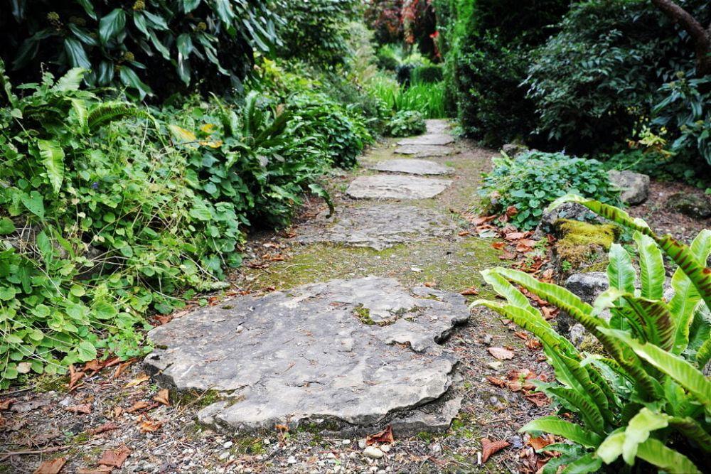 11. Woodland Garden Path