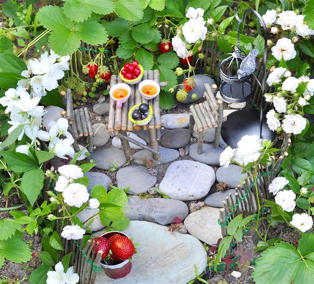 14. Fairy Garden Decoration