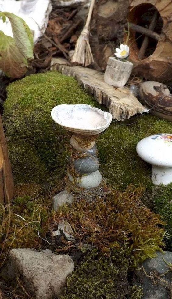 16. Fairy Garden Furniture