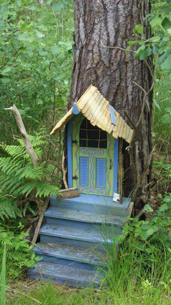 19. SImple Fairy Garden