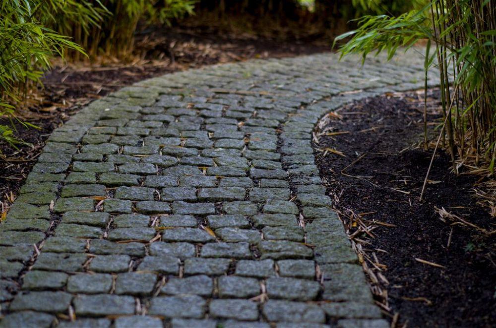 21. Garden Path Paving