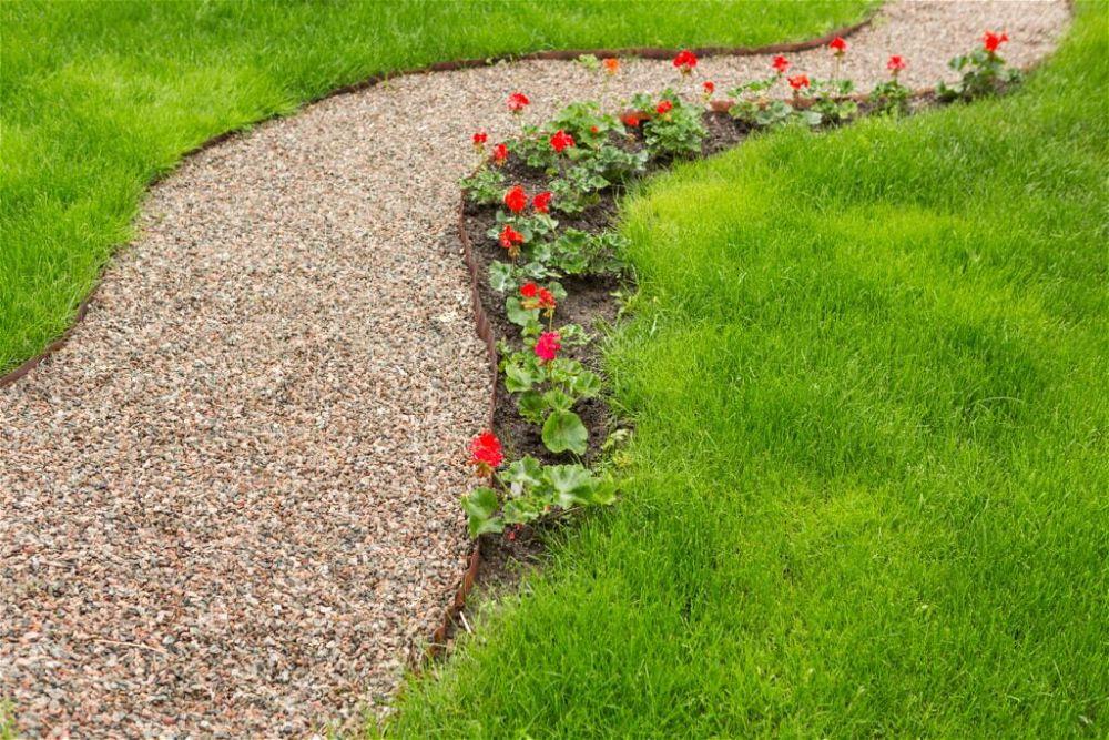 26. Simple Garden Path