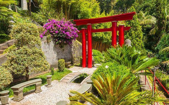 3. Paisajismo de jardín japonés