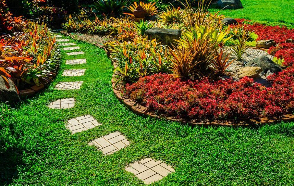 6. Small Garden Path