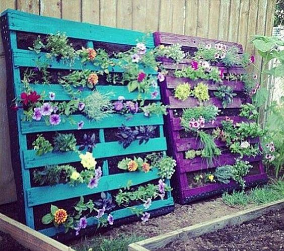 1. Small Garden On A Budget