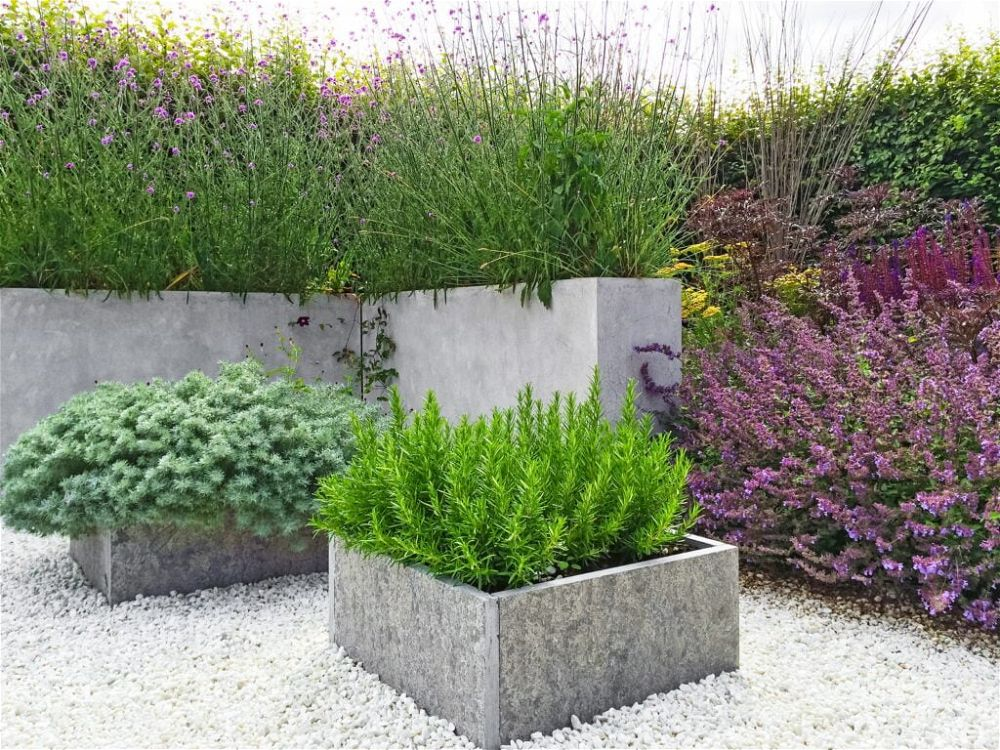 11. Modern Garden Landscaping