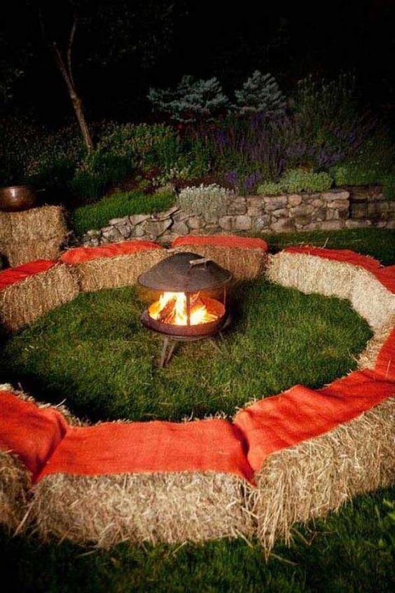 12. Garden Party Seating