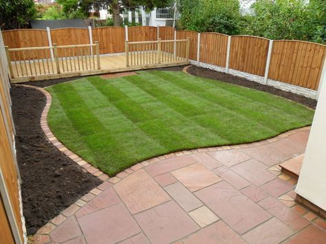 14. Garden Landscaping On A Budget