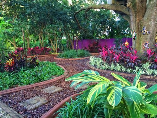 15. Small Garden on a Budget No Grass