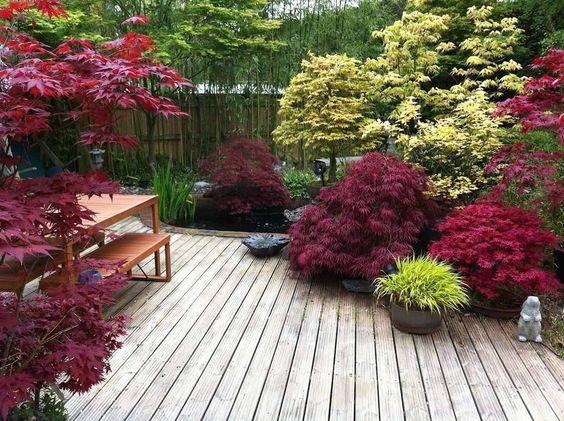 19. Oriental Garden Landscaping