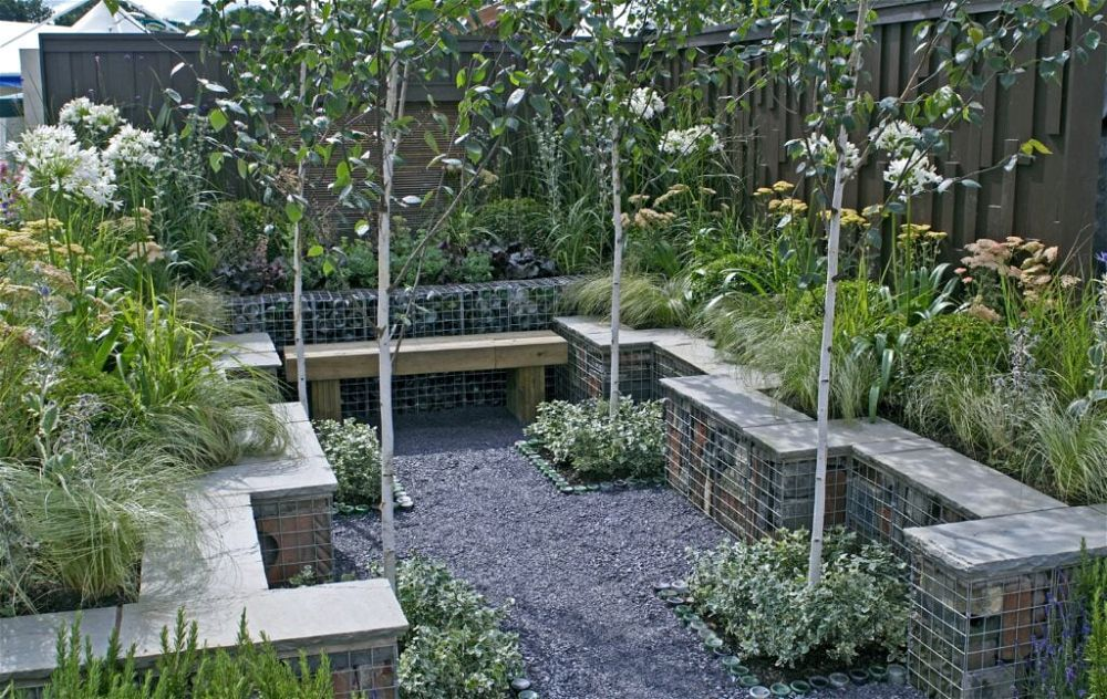 19. Tiny Back Garden