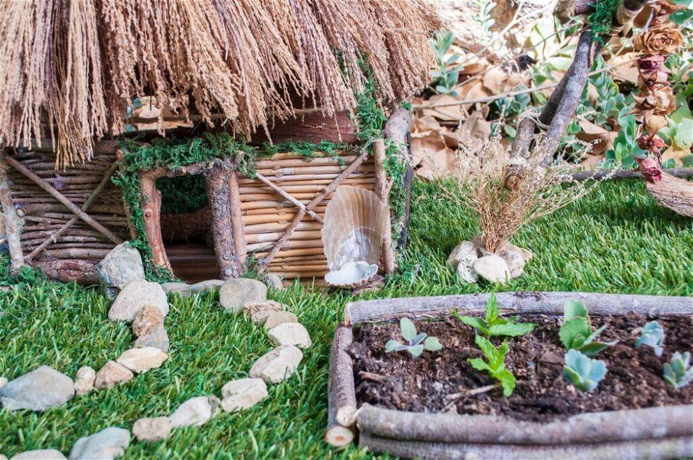 2. Fairy Garden Landscaping