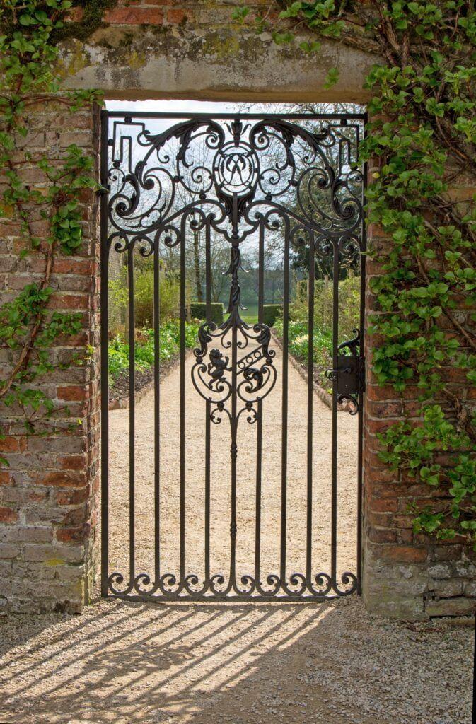 20. Back Garden Gate