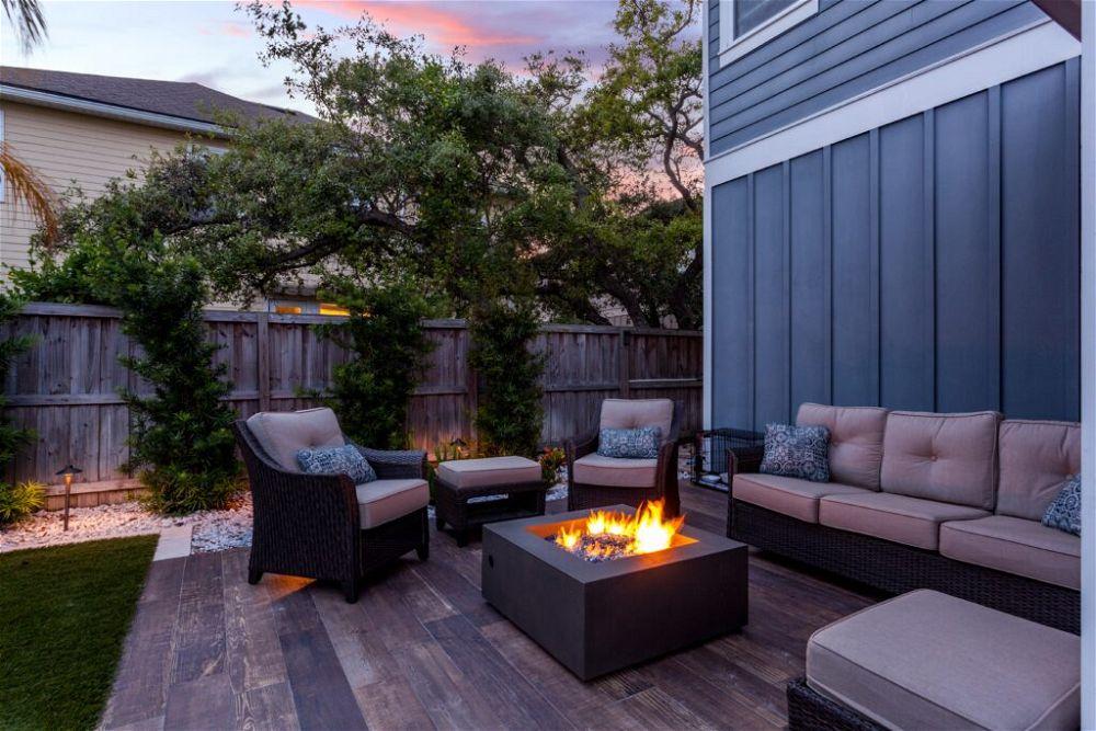 20. Garden Patio Seating