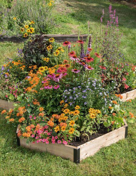 22. FLower Garden Landscaping