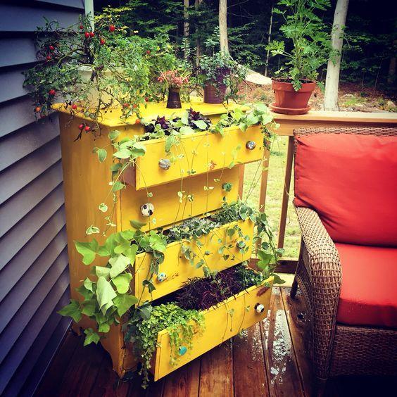 23. Back Garden Porch
