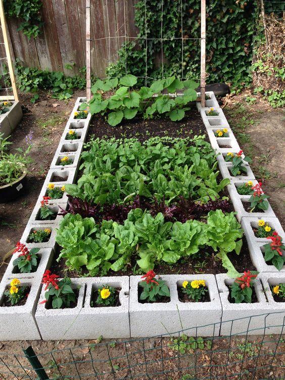 24. DIY Garden Landscaping