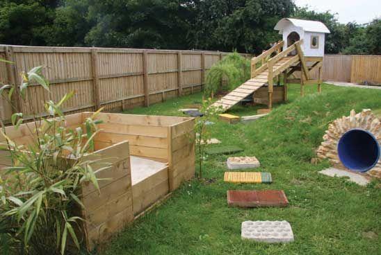 26. Back Garden for Dogs