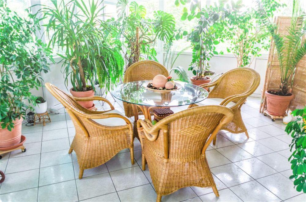 3. Garden Room Furniture
