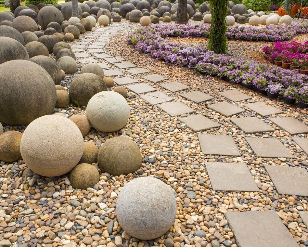 31. Stone Garden Landscaping