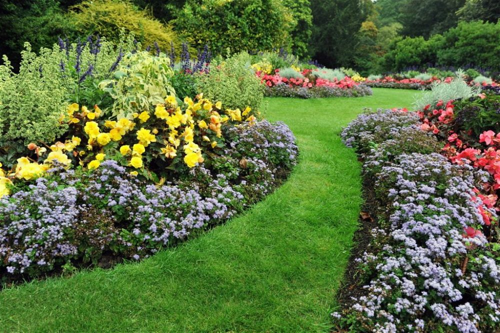 4. Garden Landscaping on a Budget