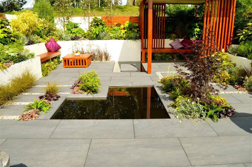 4. Low Maintenance Back Garden