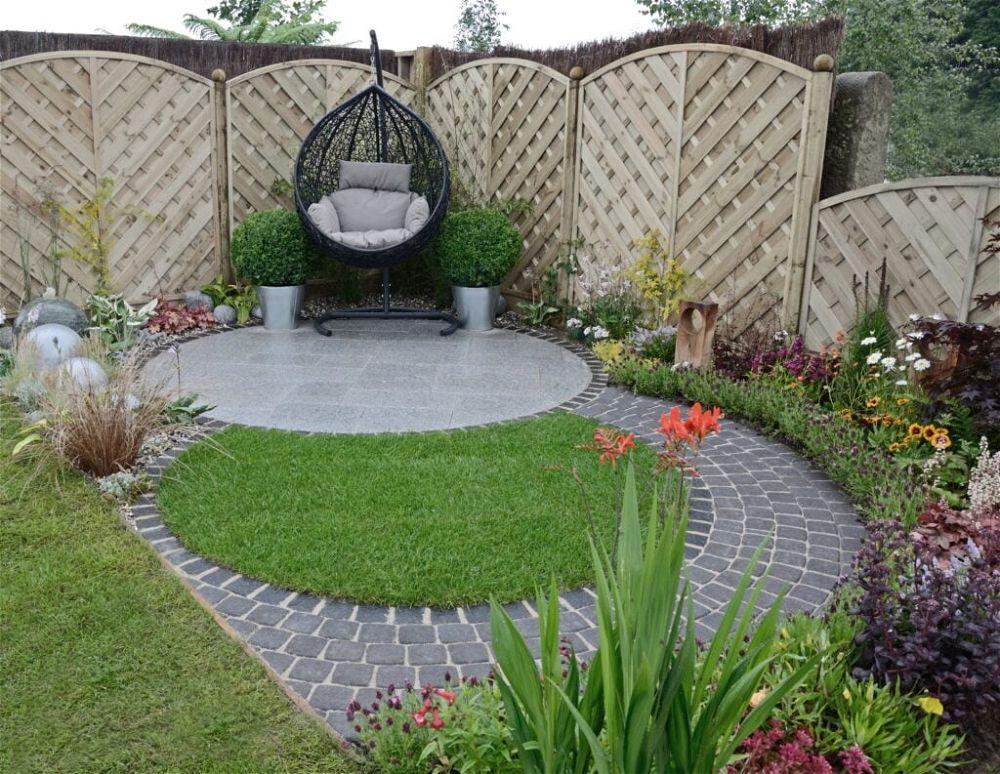 5. Back Garden Design