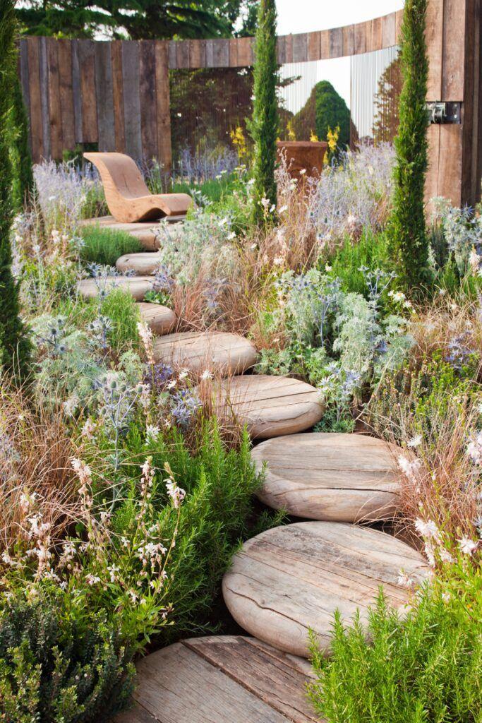 6. Small Garden Design on a Budget