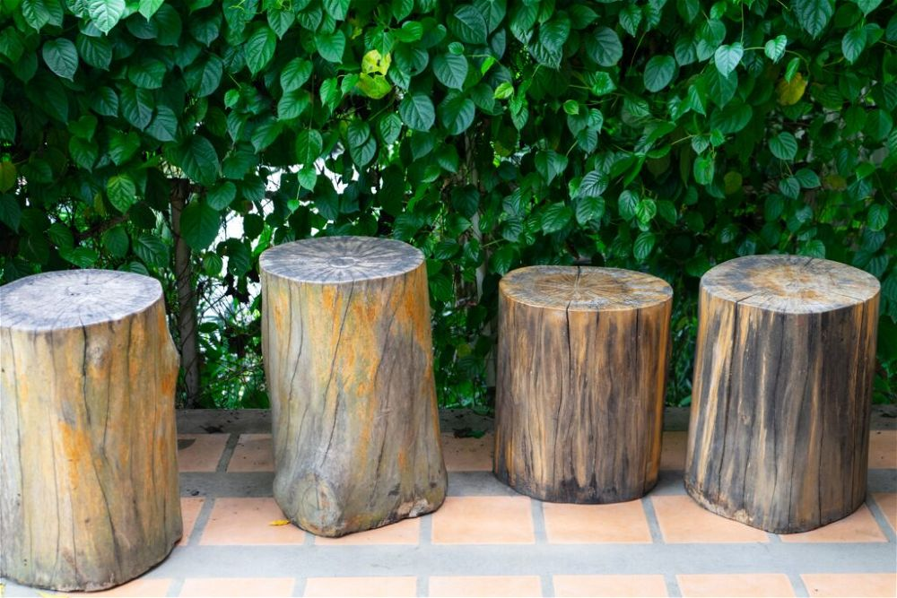 7. Garden Seating on a Budget