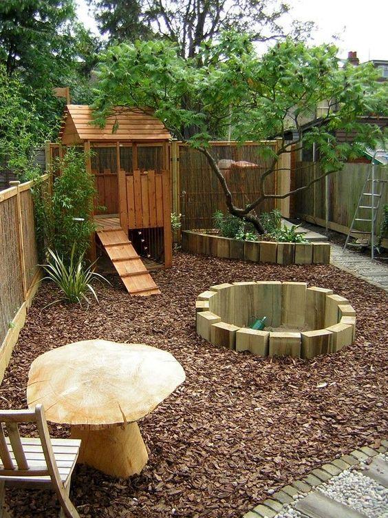 9. Back Garden for Kids