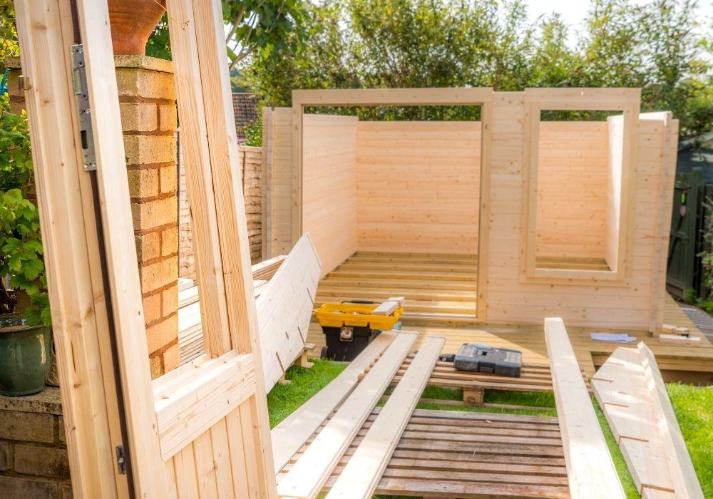 jardín-oficina-habitación-madera