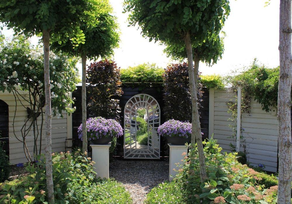small-garden-mirror
